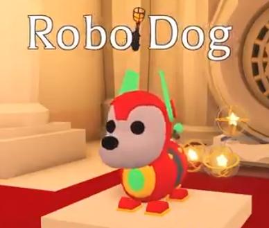 Robo Dog Adopt Me Wiki Fandom