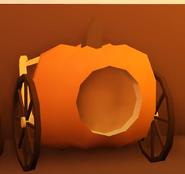 Pumpkin Stroller