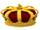 Crown Flying Disc