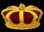 Crown Frisbee