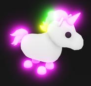 Neon Unicorn