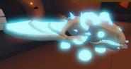 Neon frost dragon
