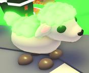 Neon Lamb