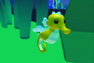 Seahorse In-Game