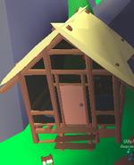 Camping Lodge Exterior