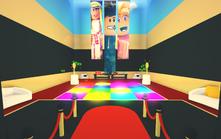 VIP Room Interior