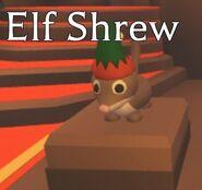 Elf Hat on Shrew