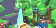 Farm Shop Waterfall