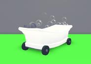 Bathtub In-game