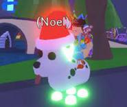 Neon dalmatian adopt me