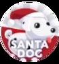 AM Santa Dog icon