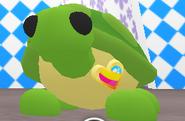 Turtle pan pride