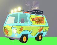 Mystery Machine In Game