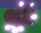 Neon Capybara
