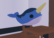 Narwhal In-game