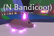 Neon Bandicoot