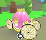 Princess-carriage