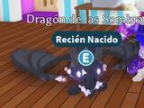 Dragón de las sombras