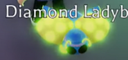 Mega Neon Diamond Ladybug