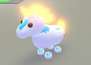 Neon Diamond Unicorn (Day)