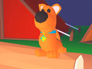 Out Of The Game Scoob! - Adopt Me!