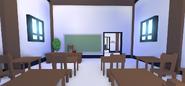 School Old Classroom