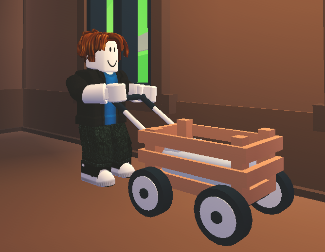 Crate Stroller