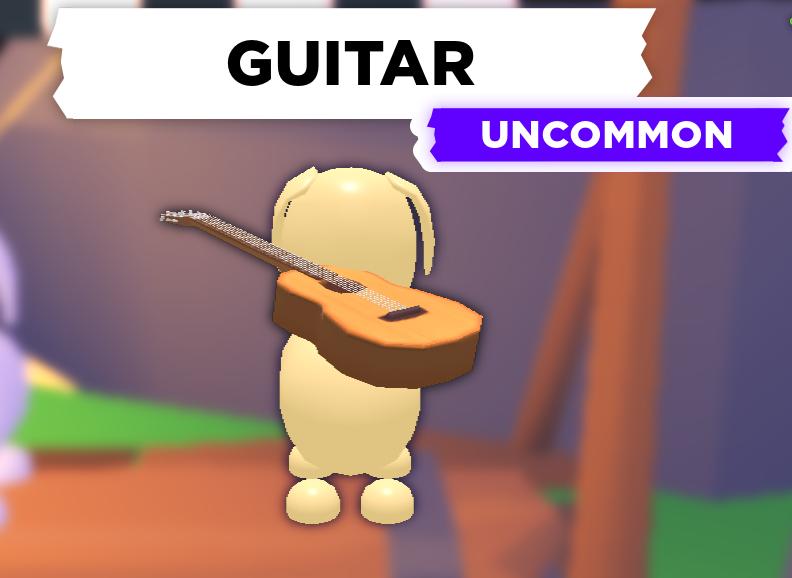Guitar (Pet Accessory)