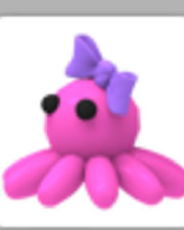 Octopus Plush Adopt Me Wiki Fandom