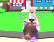 Mega Neon Wild Boar