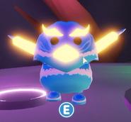 Neon Diamond Griffin