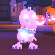 Skele-Rex in-game