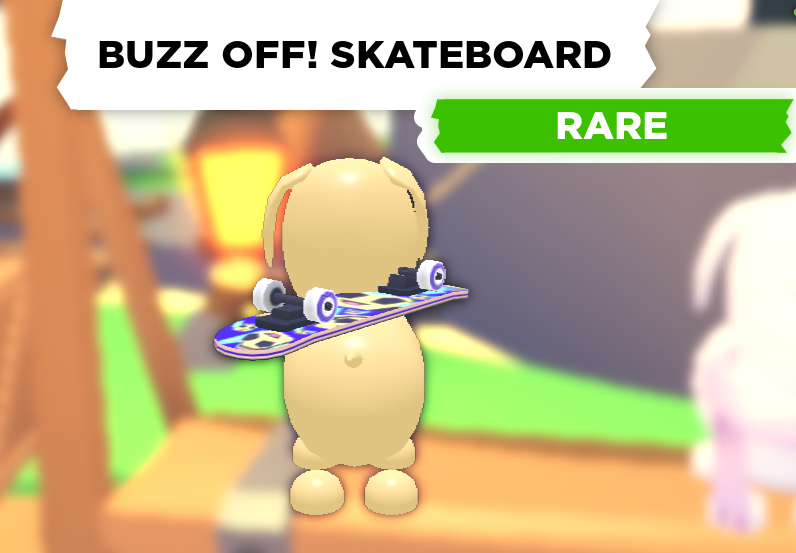 Buzz Off! Skateboard