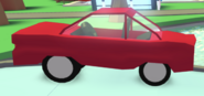 Old Car In Game