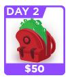 Adopt Me! Day 2 Rewards