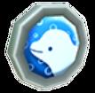 Beluga Badge