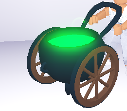 Cauldron Stroller
