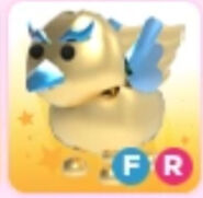 Current Golden Griffin Icon