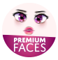 Premium Faces