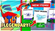 *GLITCH* GET A SHADOW DRAGON FROM A MONKEY BOX IN ADOPT ME! Roblox Adopt Me