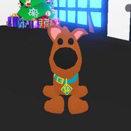 Scoob Pet In Game