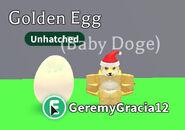 Golden Egg Hooray