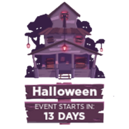 2021 countdown Halloween