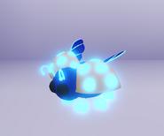 Neon Diamond Ladybug (Night)