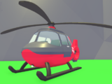 Fossil Paw Helicopter
