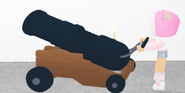 Cannon stroller