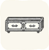 Lounge Cabinets BaroqueTvStand.png