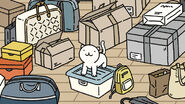 Adorable Home 2nd Photo - Snow & Luggage