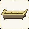 Lounge Sofas StripedYellowSofa.png