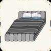Bedroom Beds GrayFabricBed.png